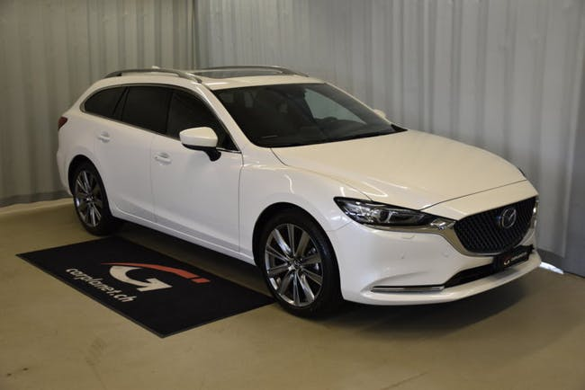estate Mazda 6 Sport Wagon 2.2 D Revolution Pack