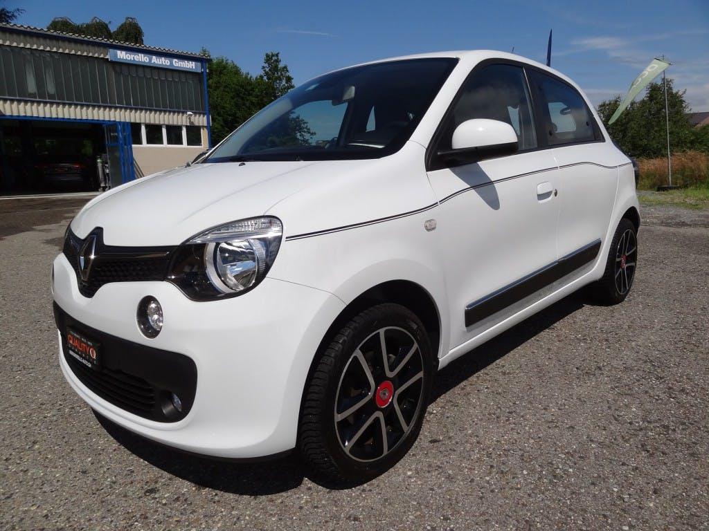 saloon Renault Twingo 0.9 Intens