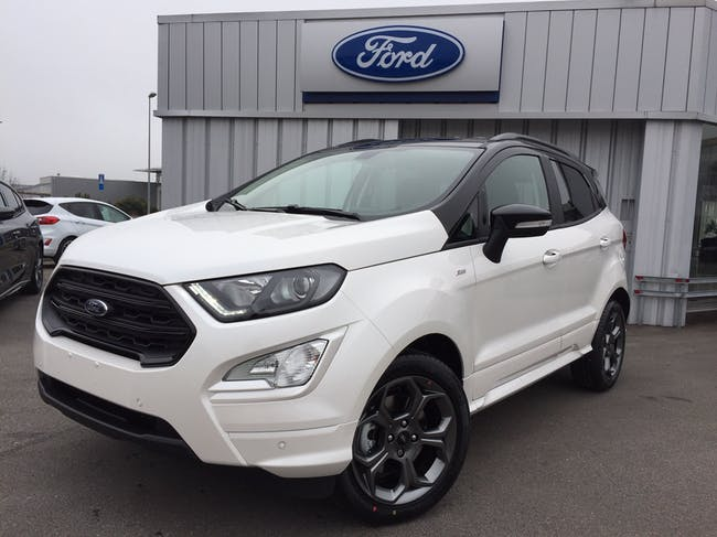 suv Ford EcoSport 1.0 EcoB 125 ST-Line