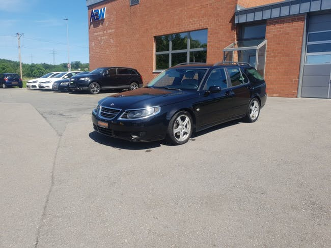 estate Saab 9-5 2.3t Vector