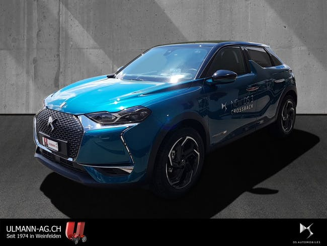 suv DS Automobiles DS3 1.2 PureTech SO Chic Automatic