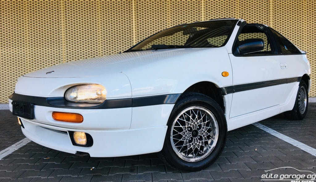 coupe Nissan 100 NX 2.0 16V