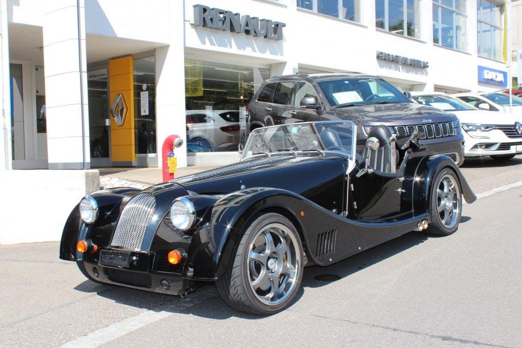 cabriolet Morgan Plus 8 4.8 32V V8 (367 PS)