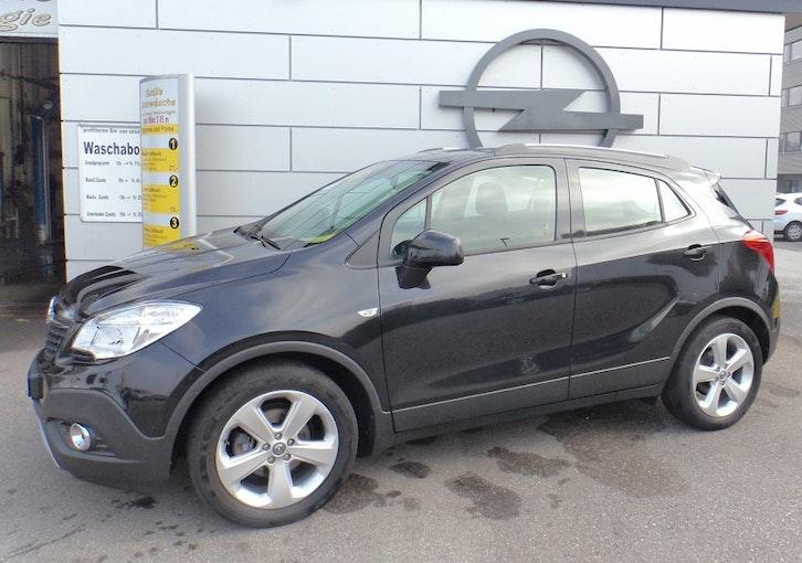 Opel Mokka 1.4T ecoTEC 4x4 Enjoy S/S 75'800 km 15'800 CHF - kaufen auf carforyou.ch - 1