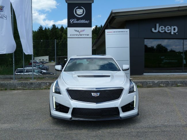 saloon Cadillac CTS CTS-V Sedan 6.2 SC Final Edition Automatic