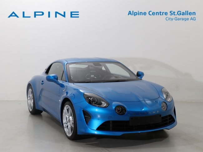 coupe Alpine A110 1.8 Turbo Pure