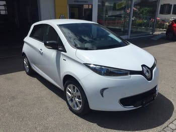 saloon Renault Zoe Limited R110