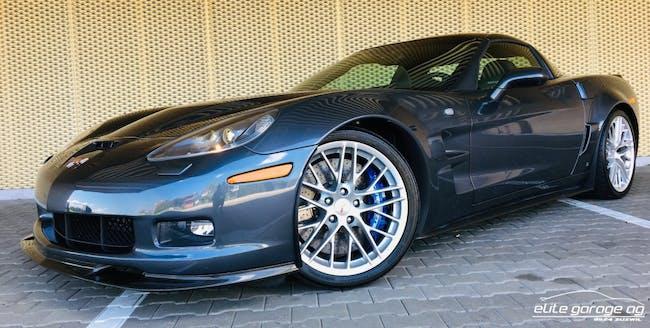 coupe Chevrolet Corvette ZR1