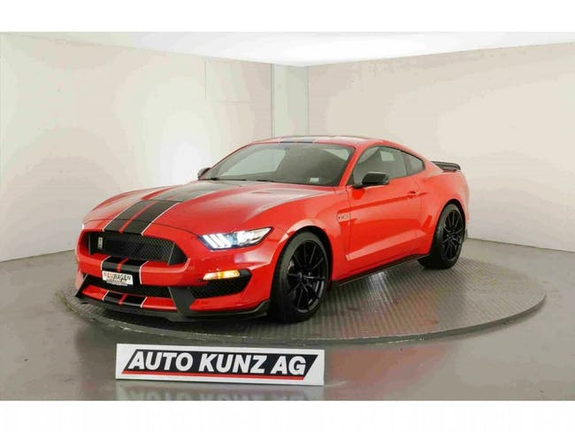 coupe Ford Mustang Shelby Fastback GT350 5.2TI-VCT Track Pack