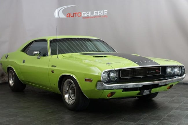 saloon Dodge Challenger 440 R/T *The green Monster*