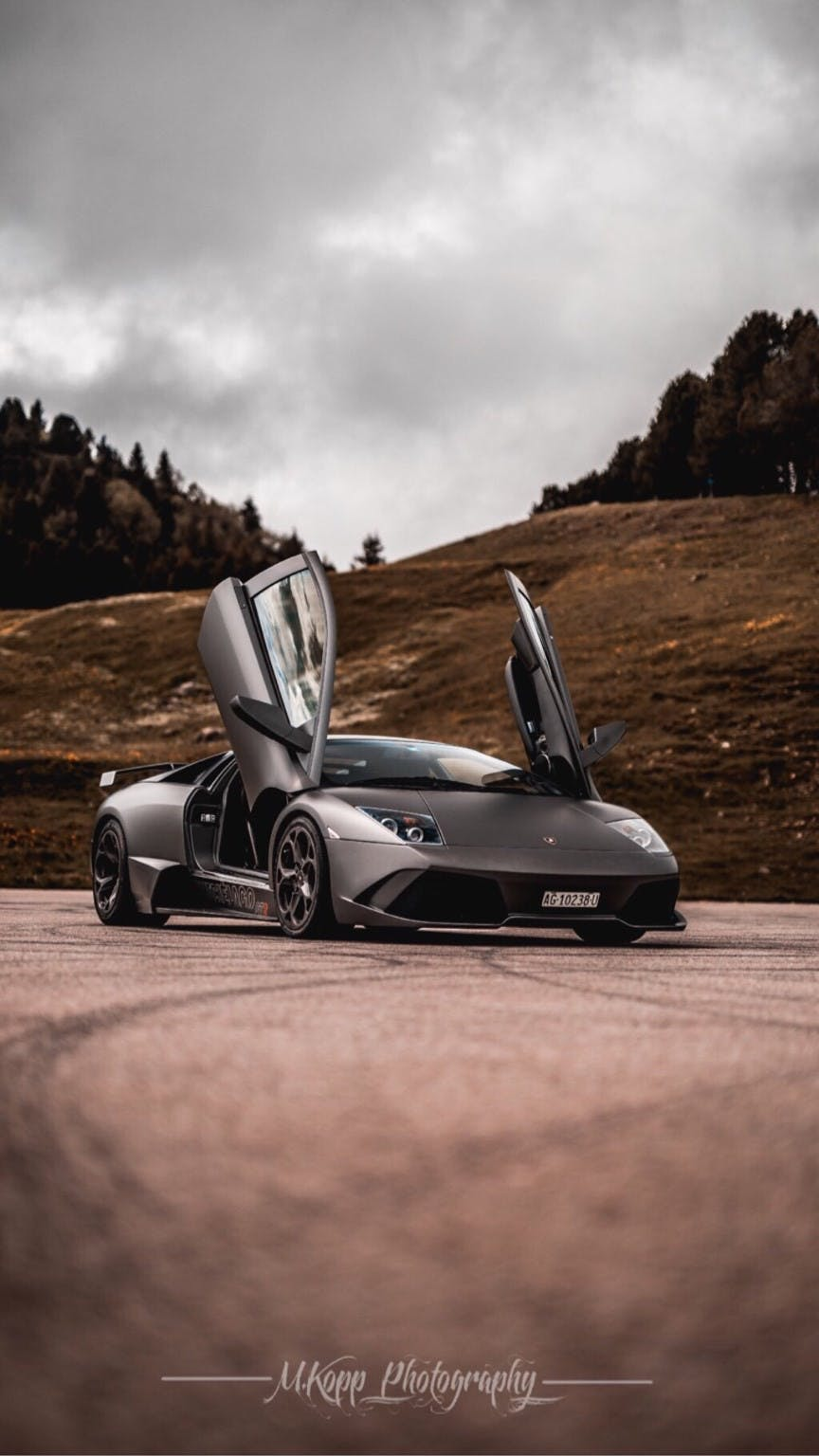 coupe Lamborghini Murciélago 6.2 Coupé