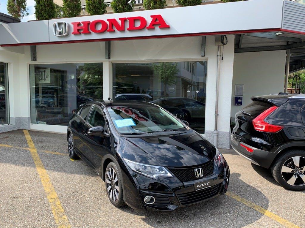 saloon Honda Civic 1.6 i-DTEC Lifestyle