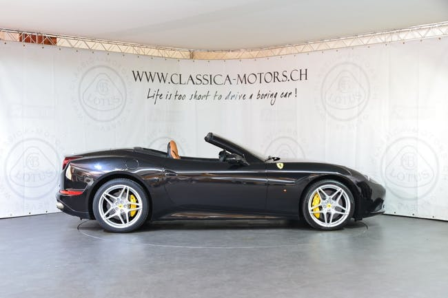 cabriolet Ferrari California 3.9 V8 T