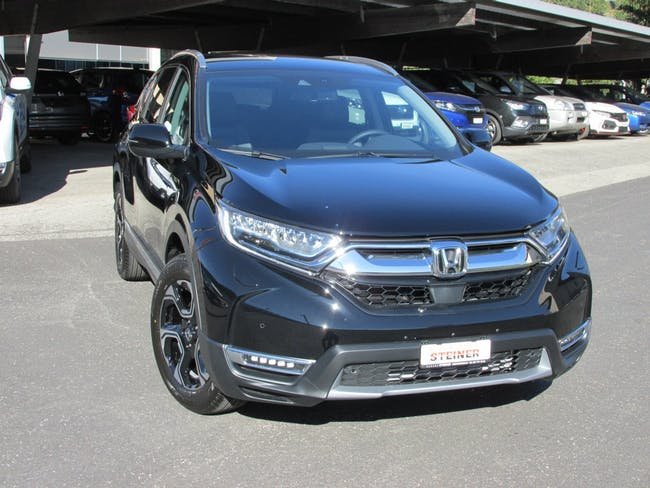 suv Honda CR-V 1.5 i-VTEC Lifestyle 7 Plätze 4WD Automatic