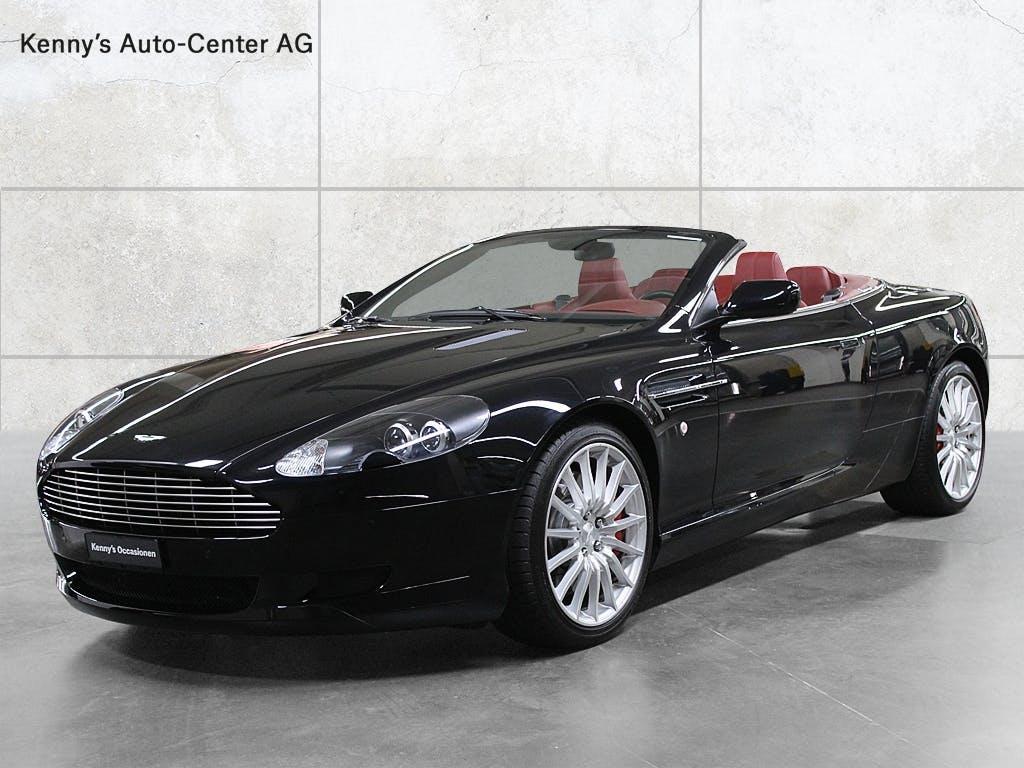 cabriolet Aston Martin DB9/DBS DB9 Volante 5.9 V12