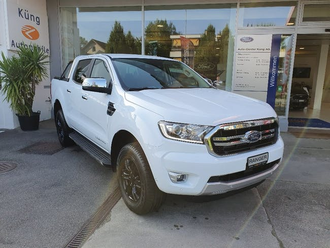 saloon Ford Ranger Limited 2.0 Eco Blue 4x4 A