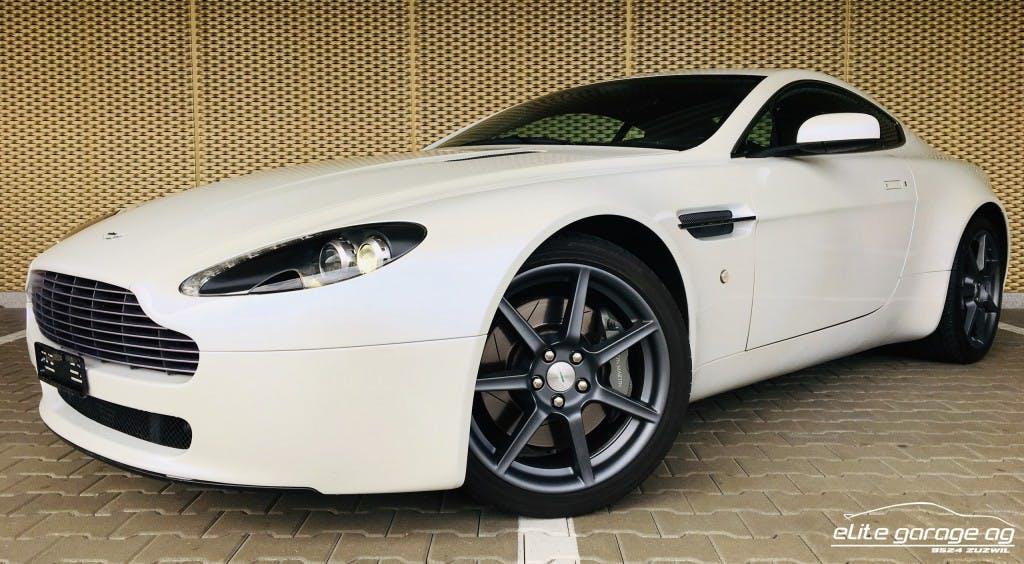 coupe Aston Martin V8 Vantage 4.3 Sportshift