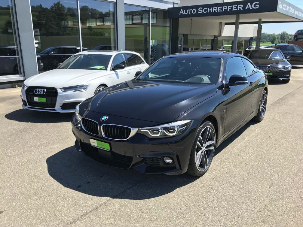 coupe BMW 4er 440i xDrive Coupé
