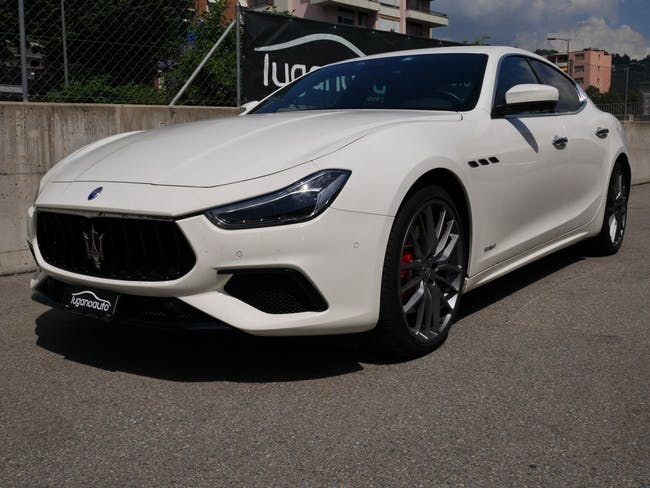saloon Maserati Ghibli S Q4 3.0 V6 GranSport Automatica
