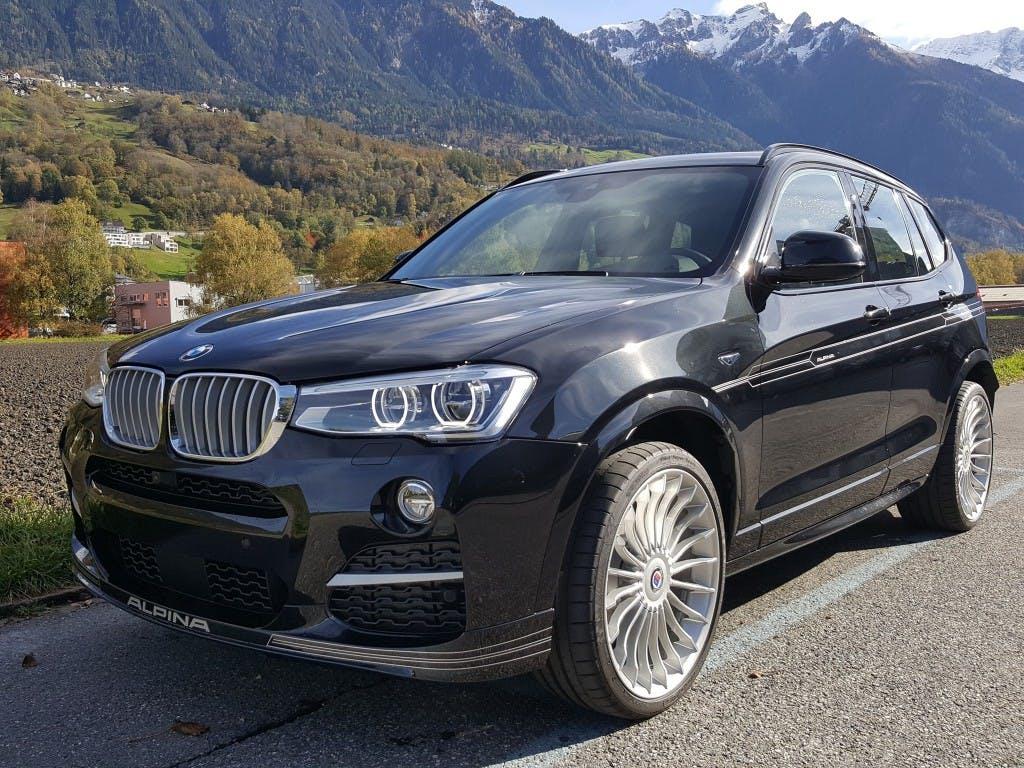 suv BMW Alpina XD3 BiTurbo 3.0d Switch-Tronic
