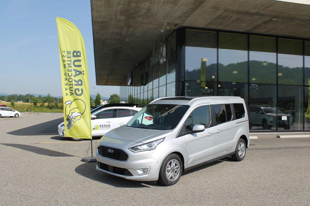 bus Ford Connect Grand Tourneo Connect 1.5 EcoBlue Titanium Automat