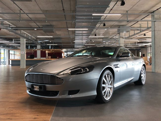 coupe Aston Martin DB9/DBS DB9 Touchtronic 2