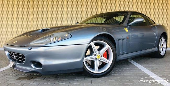 sportscar Ferrari 575 M