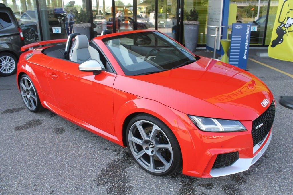 cabriolet Audi TTS / TTRS TT RS Roadster 2.5 TFSI quattro S-tronic