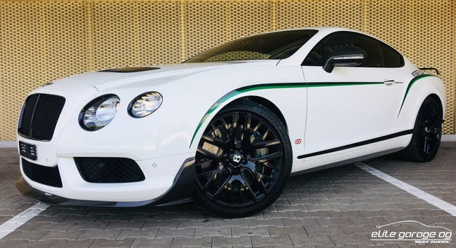 coupe Bentley Continental GT3-R