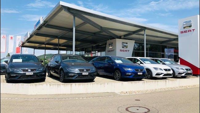 saloon SEAT Leon 1.5 TGI CNG Swiss FR DSG
