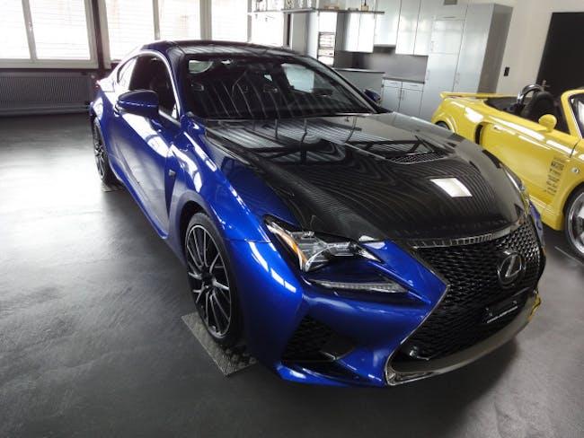 coupe Lexus RC F 5.0 V8 Carbon