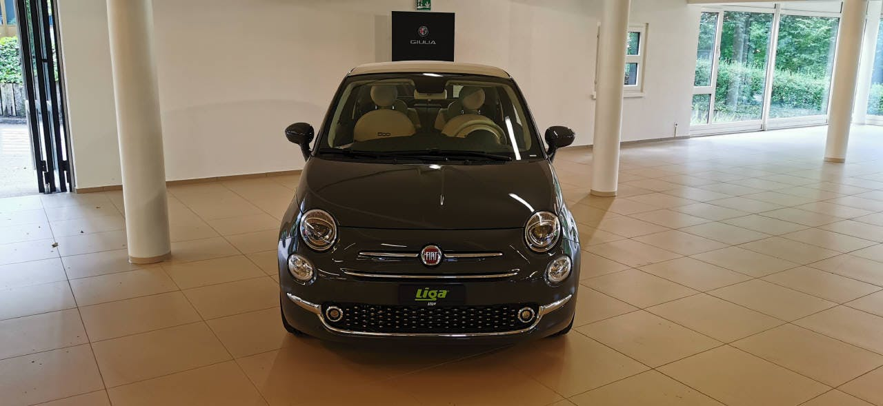 cabriolet Fiat 500 C 0.9 T TwinAir Lounge