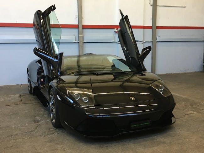 cabriolet Lamborghini Murciélago LP640-4 Roadster