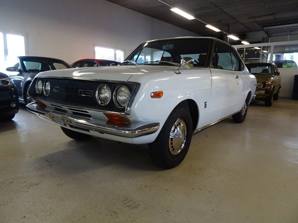 coupe Toyota Corona 1900 MK II