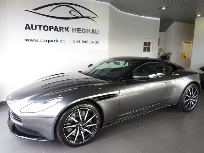 coupe Aston Martin DB11 V12 Touchtronic 3
