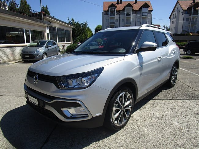suv SsangYong XLV 1.6 eXDi Quartz 4WD