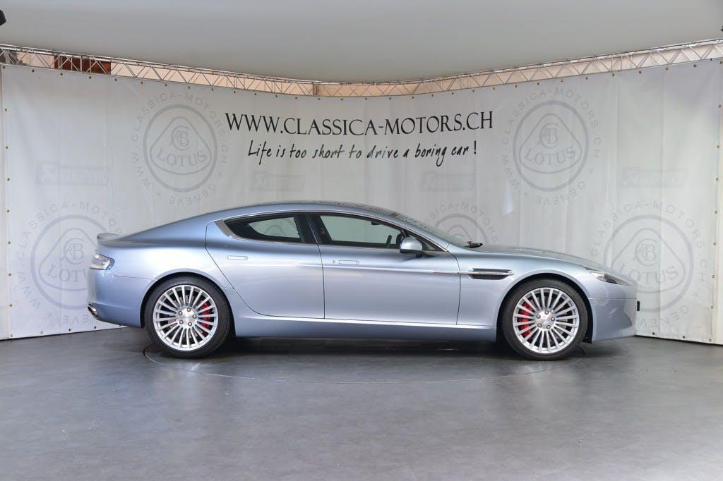 saloon Aston Martin Rapide S 5.9 V12 Touchtronic 2