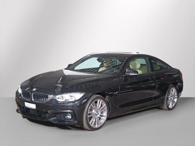 coupe BMW 4er 435 I XDRIVE COUPÉ