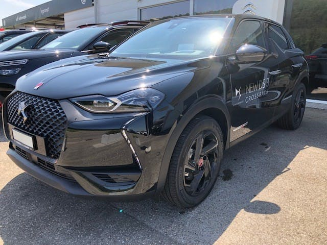 suv DS Automobiles DS3 1.2 PureTech Performance Line Automatic