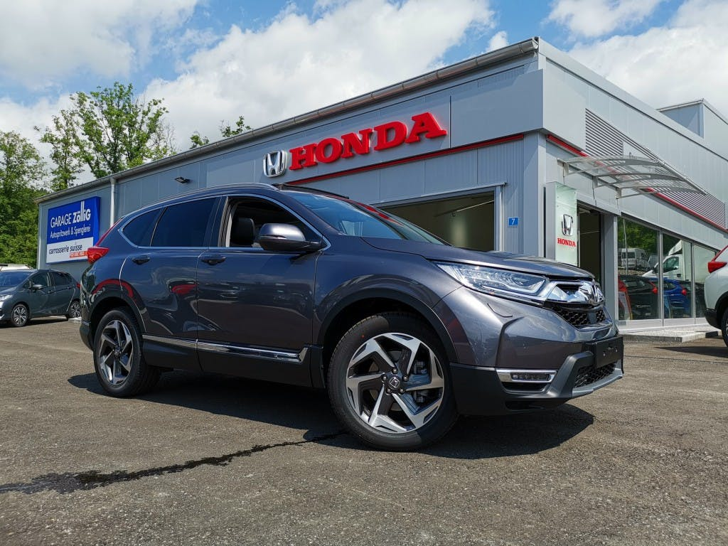 suv Honda CR-V 1.5 i-VTEC Executive 4WD Automatic*