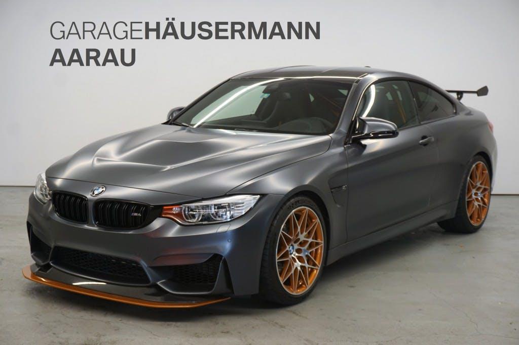 coupe BMW 4er M4 GTS Coupé