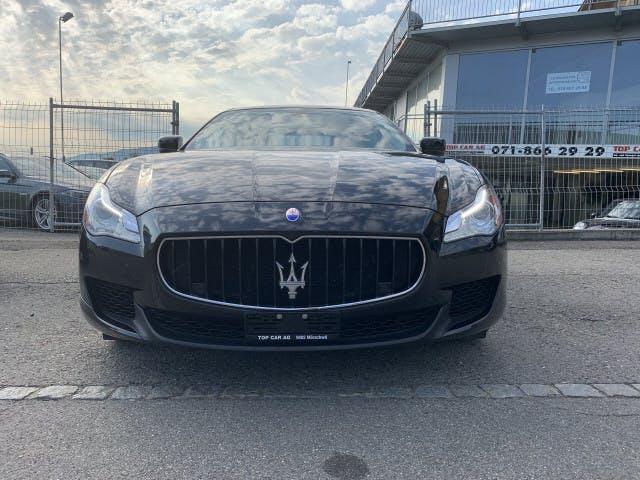 saloon Maserati Quattroporte 3.0 TD V6