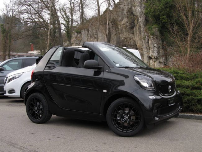 van Smart Fortwo 1.0 71 Passion twinamic