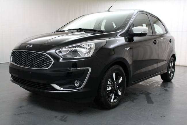 estate Ford Ka+ Ka+ 1.2 Ti-VCT 85 Black Edition