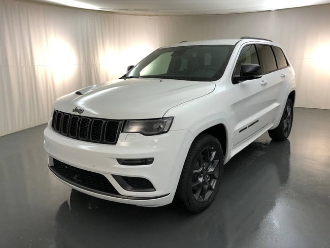saloon Jeep Grand Cherokee 3.0 CRD 250 S-Limited