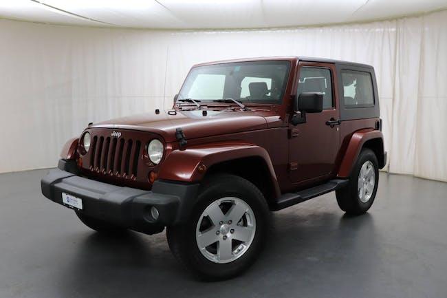 saloon Jeep Wrangler 3.8 V6 Sahara