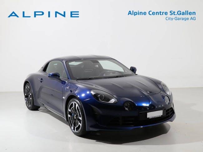 coupe Alpine A110 1.8 Turbo Légende