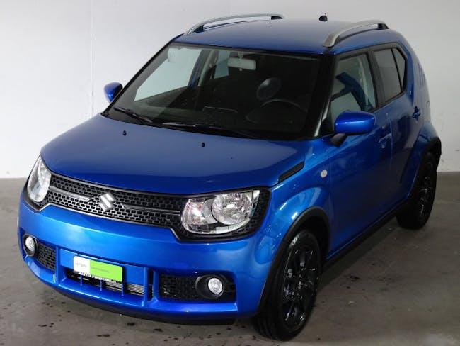 saloon Suzuki Ignis 1.2i Compact+ 4x4