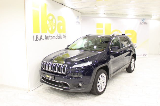 estate Jeep Cherokee 2.0TD Limited