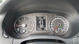 VW Sharan 2.0 TDI BlueMTA Highl. DSG 118'000 km 14'500 CHF - kaufen auf carforyou.ch - 2